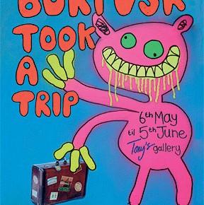 BORTUSK LEER | Bortusk Took A Trip, 6th May - 26th June