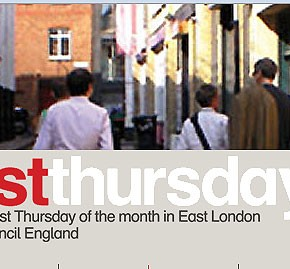Tony' s Gallery voted number 1 gallery to visit on the First Thursdays East London art tour Thursday 2nd June 2011